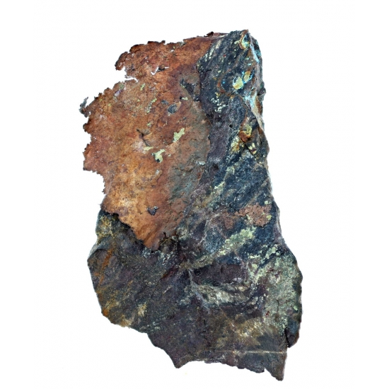 Native Copper & Connellite