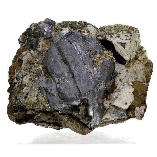 Pyrrhotite Sphalerite & Galena