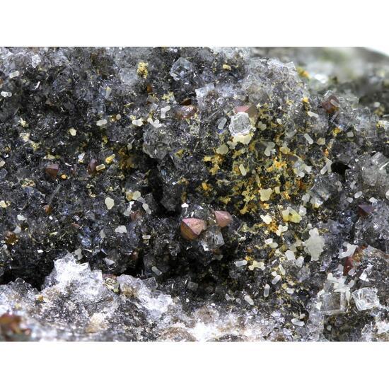 Smithsonite Sphalerite & Fluorite