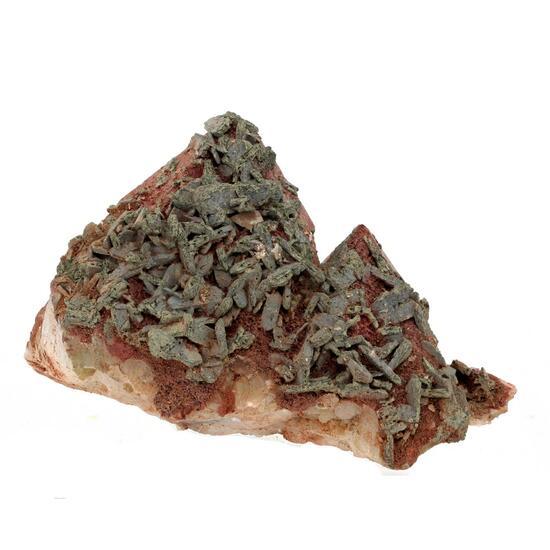 Quartz With Thuringite