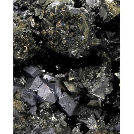 Tetrahedrite Galena Sphalerite & Pyrite