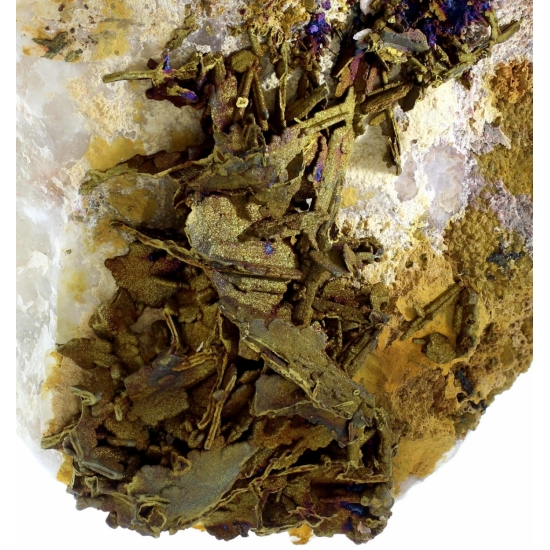 Chalcopyrite Psm Chalcocite