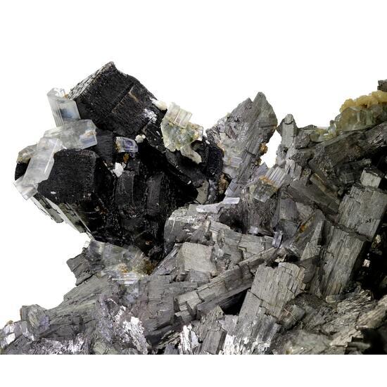 Arsenopyrite Ferberite & Apatite