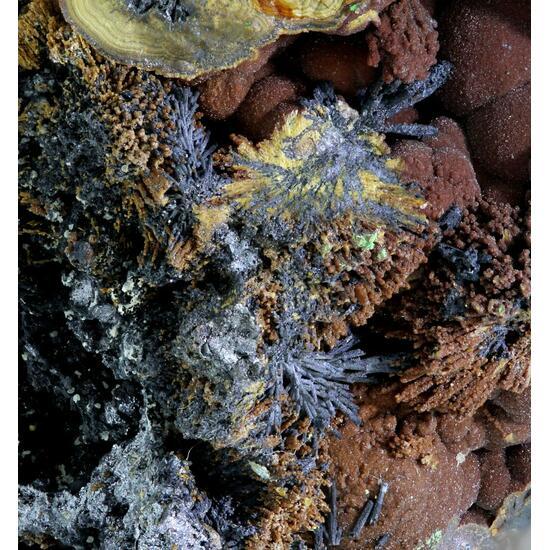 Hutchinsonite Orpiment & Gratonite
