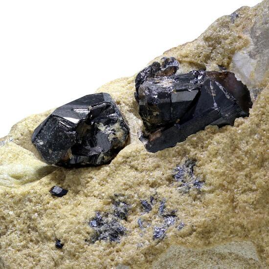 Cassiterite & Molybdenite