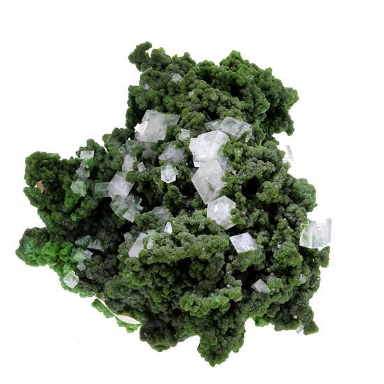 Duftite Psm Copper & Calcite