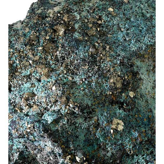 Pyrite & Langite