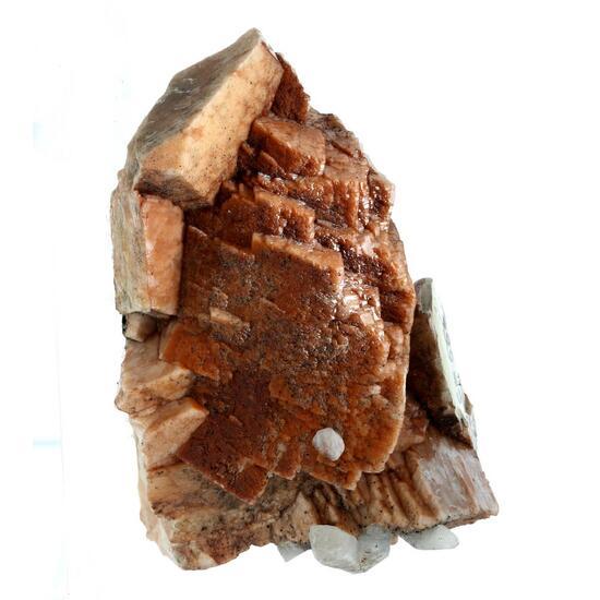 Albite & Calcite