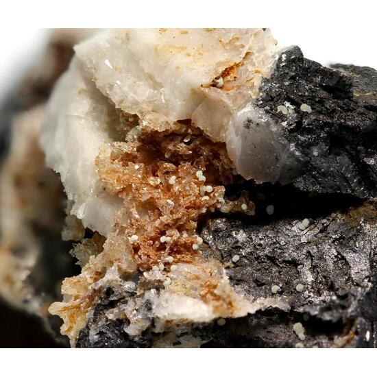Scorodite & Wolframite
