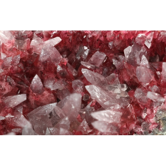 Roselite & Calcite