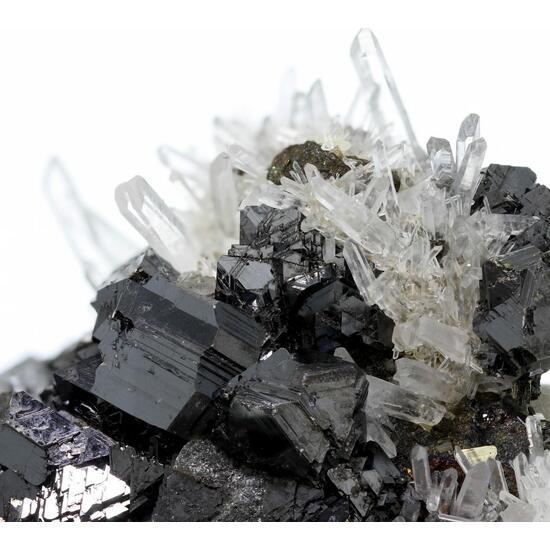 Sphalerite Chalcopyrite Pyrite & Quartz