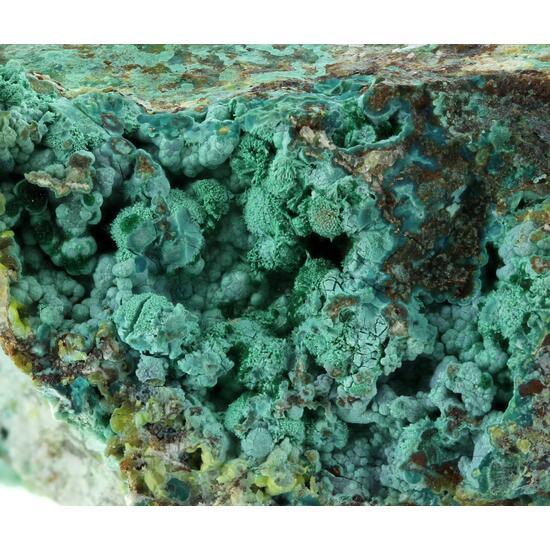Malachite & Chrysocolla