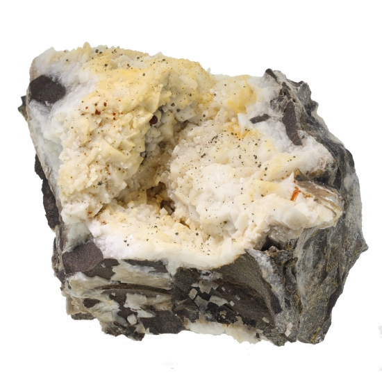 Sphalerite Pyrite & Dolomite