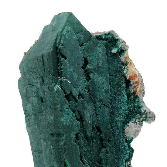 Cuprian Smithsonite Psm Azurite