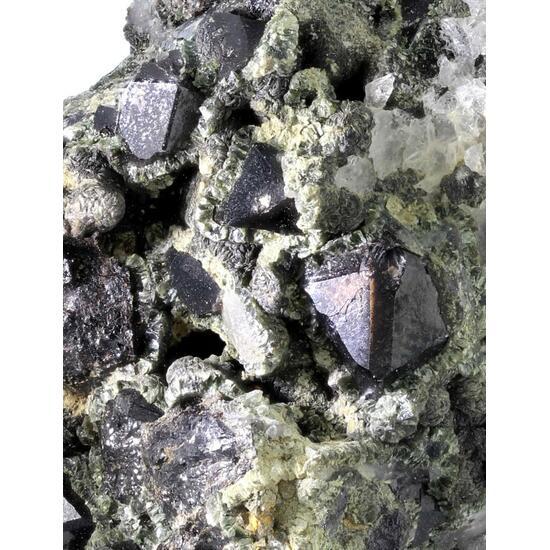 Cassiterite & Muscovite