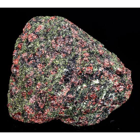 Eclogite With Garnet & Omphacite