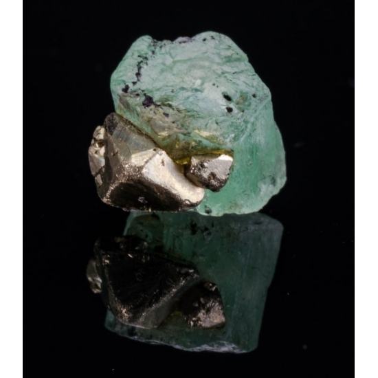 Emerald & Pyrite
