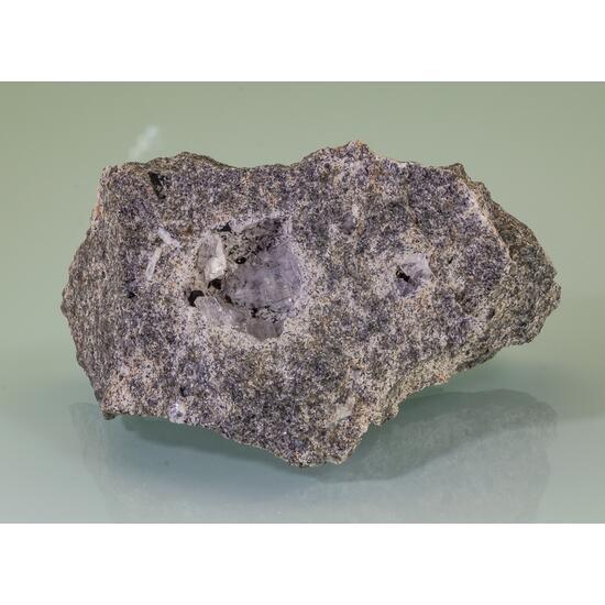 Neptunite Natrolite & Analcime