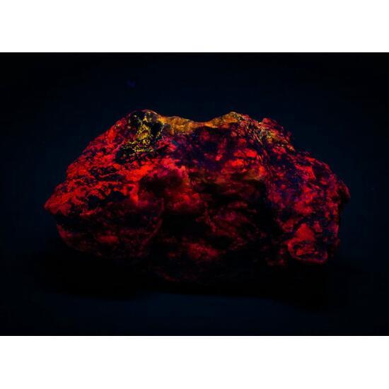 Sphalerite Calcite & Hydrozincite