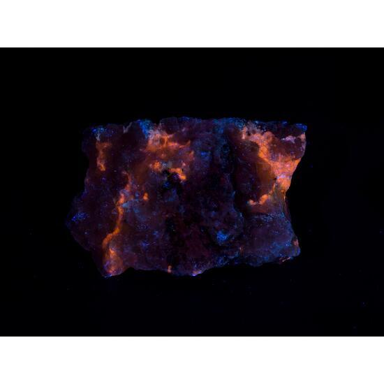 Tugtupite Natrolite & Analcime