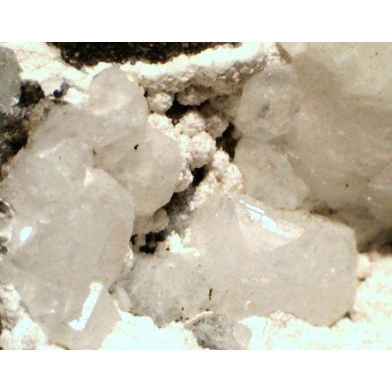 Analcime Gmelinite & Mesolite
