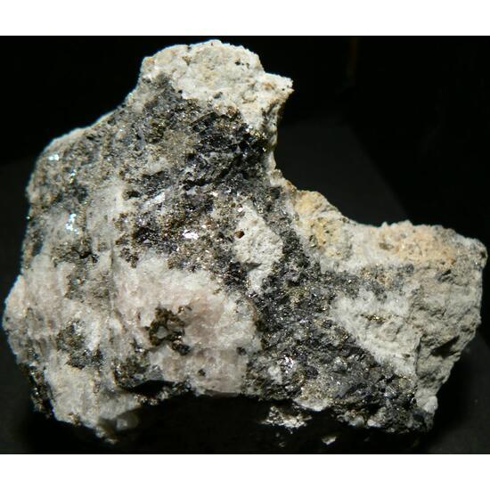 Galena Sphalerite Pyrite Chalcopyrite Tetrahedrite & Acanthite