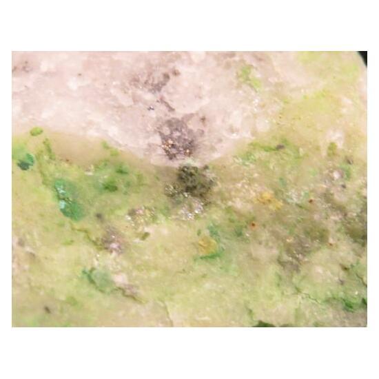 Xocomecatlite Dugganite & Petzite
