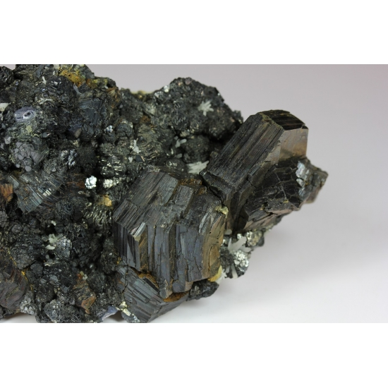 Pyrrhotite With Sphalerite