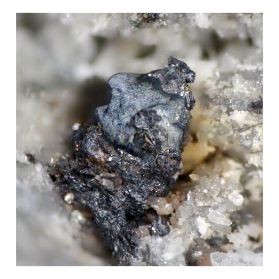 Cervelleite & Coloradoite