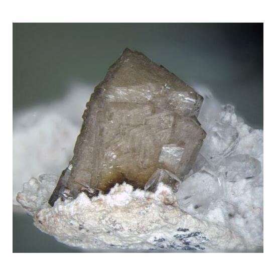 Olmiite Calcite & Oyelite