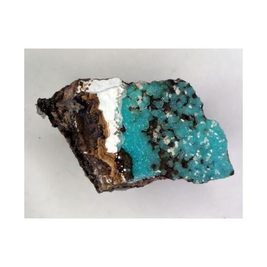 Alumino Adamite & Hydrozincite