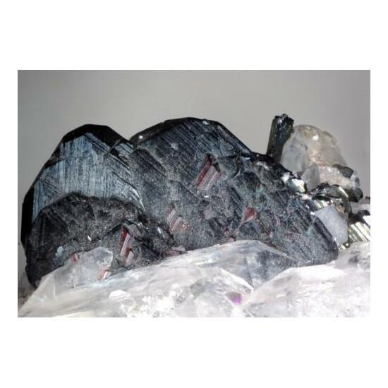 Hematite Rutile & Quartz