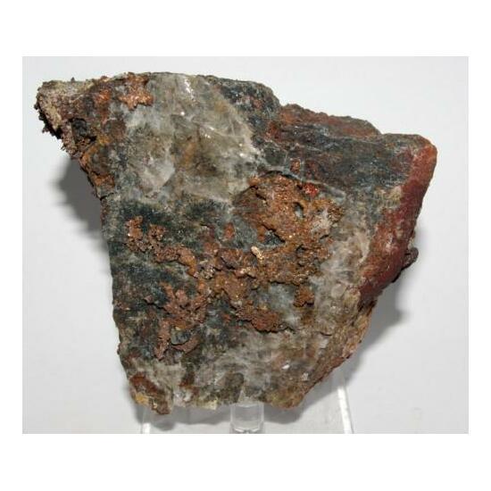 Native Copper & Roxbyite