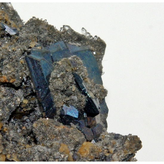 Bournonite With Siderite
