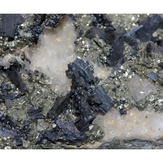 Enargite & Pyrite