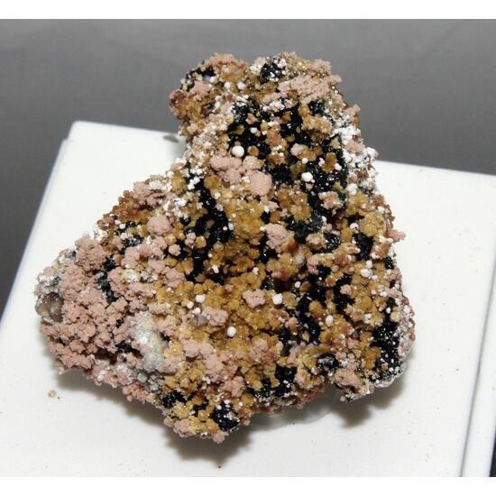 Voltaite Szomolnokite & Halotrichite