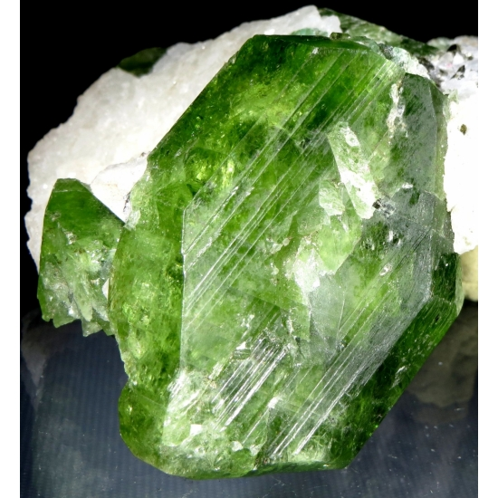 Diopside With Mica