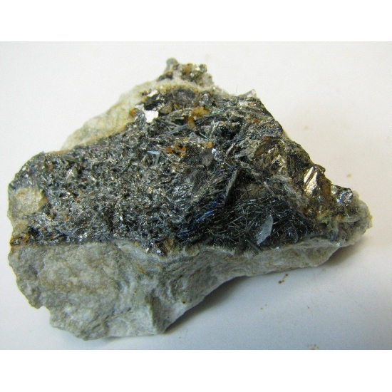 Meneghinite & Boulangerite
