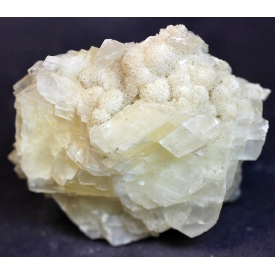 Thomsonite & Calcite
