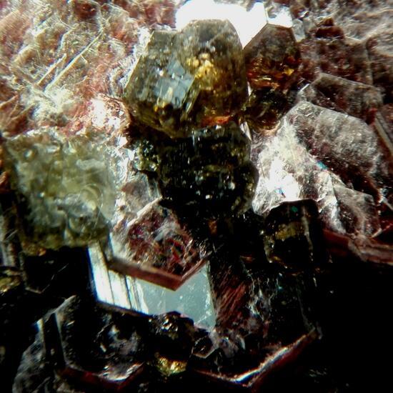 Fluorapatite & Muscovite