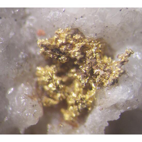 Gold & Ferberite