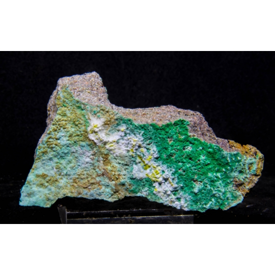 Phurcalite & Brochantite