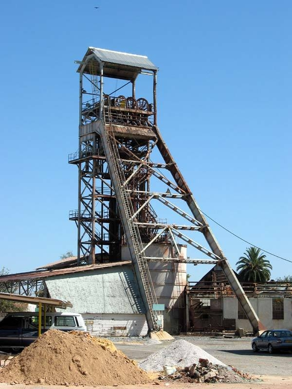 Content image: Tsumeb Mine to re-open?