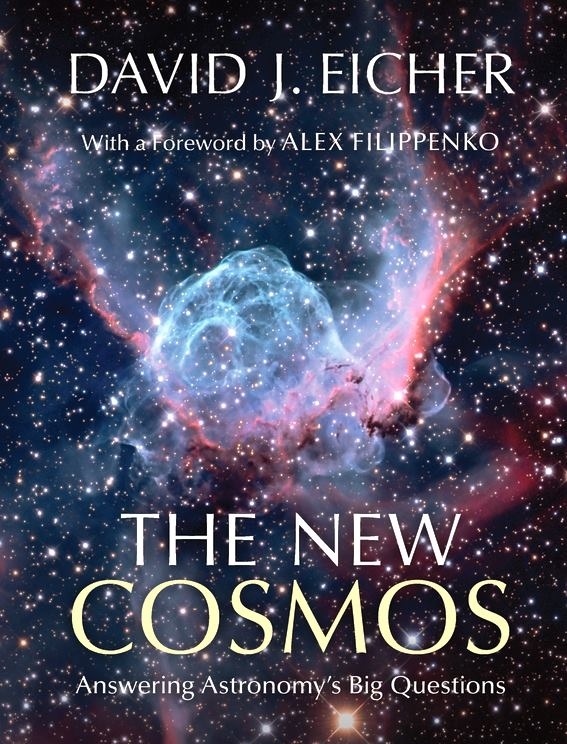 Content image: David Eicher - The New Cosmos