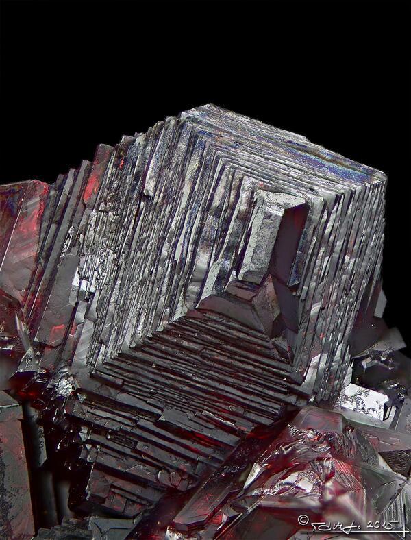 Content image: Unusual habit of cuprite