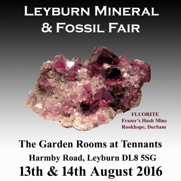 Content image: New Mineral Show in the UK