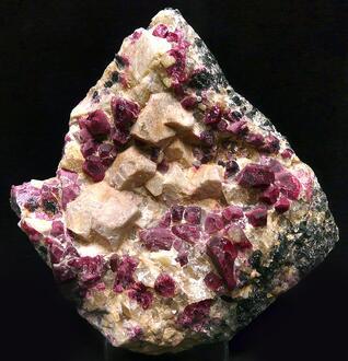 Photos: Darrellhenryite from Madagascar