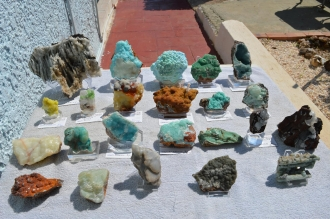 Photos: Sunshine Smithsonite